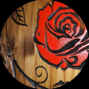 drevené dekorácie ,drevné svadobné obrazy, drevené darčeky na narodeniny